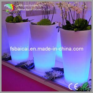 Large Plastic Flower Pots (BCG-918V) pictures & photos
