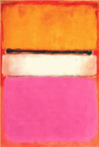 Hand-Painted Oil Painting Reproduction of Rothko pictures & photos