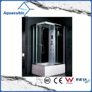 Complete Massage Tempered Glass Computerized Shower Room (AS-TS58) pictures & photos