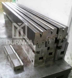 Gooseneck Punch / Top Tooling / Top Punch / Upper Tooling / Square Die / Square Multi-V Moulds for Press Brake / Bottom Tooling pictures & photos
