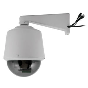 700tvl 27X Optical Zoom Ireless IP Dome Camera, SD Card Recording IP Dome Camera, Outdoor IP Dome Camera PTZ (IP-510H) pictures & photos