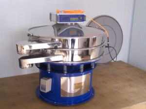 China Best Selling Ultrasonic Vibrating Screen Apply for Pharmaceutical, Chemical, Fertilizer, Glass Industries pictures & photos