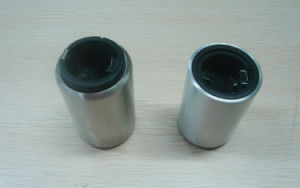 Metal Columnar Automatic Push Down Bottle Opener pictures & photos