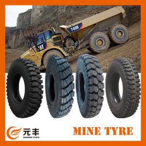 1100-20 Yuanfeng Mining Truck Tire, Mining Truck Tyre pictures & photos