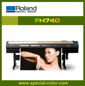 Roland Fh740 Fabric Garment DTG Printer with Dx7 pictures & photos
