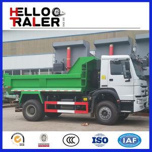 Sinotruk 4X2 3cbm/5cbm Mini Tipper Truck pictures & photos