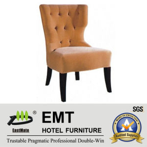 Nice Design Comfortable Wooden Hotel Chair (EMT-HC60) pictures & photos