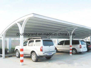 Light Steel Structure Car Garage/Storage Shed /Steel Shed pictures & photos
