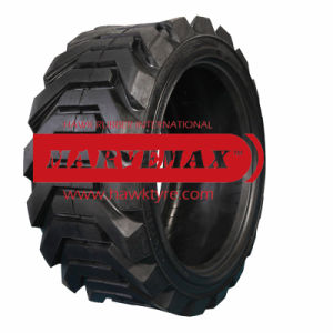 Solideal Quality 10-16.5 12-16.5 14-17.5 Skid Steer Tire Bobcat Tire Forklift Tire pictures & photos