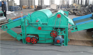 Waste Jute Twine Opener Recycling Machine pictures & photos