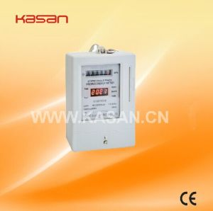 Ddsy5558 Single Phase Prepaid Digital Electricity Meter pictures & photos
