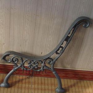 Public Antique Outdoor Casting Iron Park Bench Leg pictures & photos