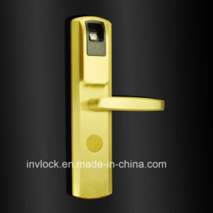 Popular Copper Forging Fingerprint Lock for Household / Office / Apartment pictures & photos