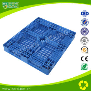 100% Virgin PP Blue Nine-Foot Grid Pallet pictures & photos