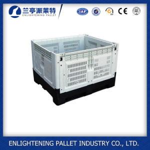 Plastic Pallet Box / Folding Max 1200 X 1000 mm pictures & photos