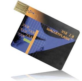 Customized Card USB Flash Drive USB Flash Drive