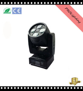 Prolighting 4PCS 10W Mini Beam Moving Head Light pictures & photos