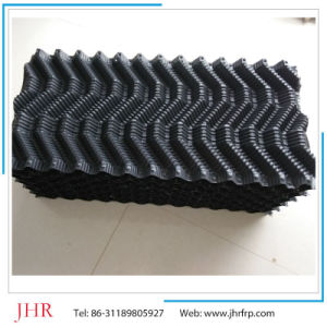 PVC Water Cooling Tower Fill Types, 1200mm Cross Flow PVC Fillings pictures & photos