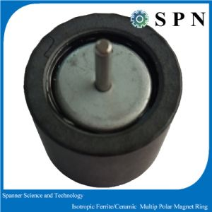 Ferrite High Performance Isotropic Dry Press Multipole Magnet Rings for Stepping Motor pictures & photos