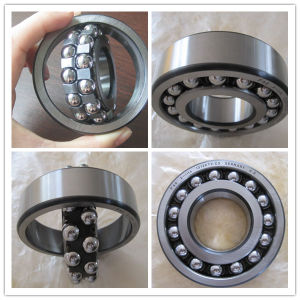 Spherical Bearing Factory 11205 11206 Self Aligning Ball Bearing pictures & photos
