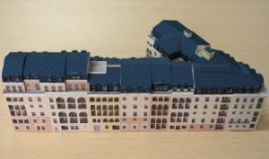 Architectural Model of Scale House Building (JW-380) pictures & photos