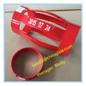 API 10d Slip on Single Piece Bow Spring Centralizer pictures & photos