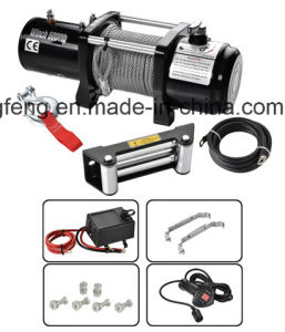 Electric Winch S6000, 12V with CE pictures & photos