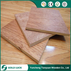 Hot Sale Melamine Paper Overlaid Plywood with All Designs pictures & photos