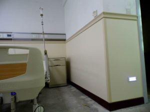 Hospital Wall Vinyl Sheet Wall Panels PVC Sheets pictures & photos