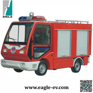 Electric Fire Engine, with Water Tank, CE Approved Eg6020f pictures & photos