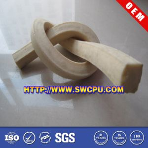 Colorful Rubber Seal Extruded / Foam Strip (SWCPU-R-E027) pictures & photos