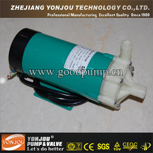 Cq Type Engineering Plastic Magnetic Pump (light duty) pictures & photos