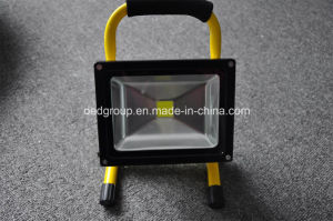 30W Enviromental Friendly 10hours Portable LED Flood Light/out Door Lighting pictures & photos