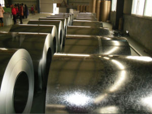 Galvanized Steel Coil Galvanized Building Material Steel Product pictures & photos