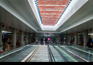 New Design and China Manufacturer Escalator and Moving Walks pictures & photos
