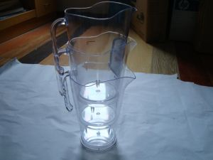 Hotsale New Stackable Beer Pitchers pictures & photos