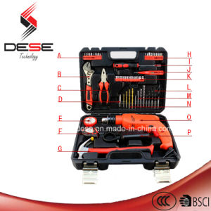 51PCS Household Combined Multifunctional Electric Drill Tool Set pictures & photos