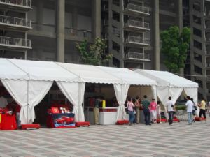 Roof Top Events Marquee Tent with Aluminum Frame for Sale pictures & photos