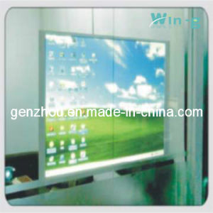 White Holographic Rear Projection Screen Film with High Gain (GZ- RW4 White)