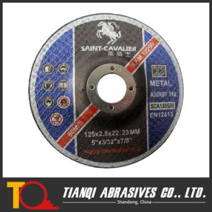 T42 Depressed Center 3mm Thickness Cutting Discs for Steel pictures & photos
