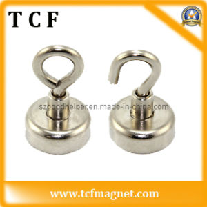 Strong Permanent NdFeB Magnetic Hook