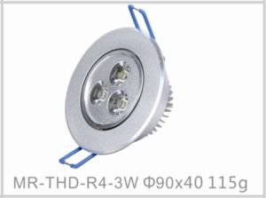 3W Energy Saving LED Ceiling Light with CE & RoHS