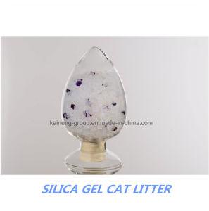 Silica Gel Cat Litter/Cat Sands pictures & photos