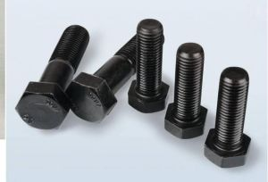 Hex Head Bolts DIN933 with Zinc Plated Carbon Steel
