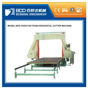 Bpq Foam Horizontal Cutting Machine pictures & photos