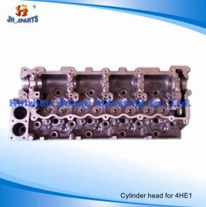 Engine Parts Cylinder Head for Isuzu 4he1 8-97146-520-0 4jj1-Tc/4jx1/4jg1 pictures & photos