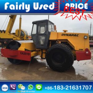 Used Dynapac Road Compactor Ca251d of Dynapac Compactor Ca251d