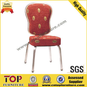 Hotel Classy Metal Sway Back Banquet Chair pictures & photos