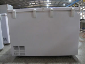High Quality 318L Commercial Solar Freezer Refrigerator Fridge pictures & photos