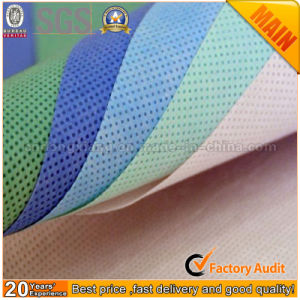 Pet Spunbound Non-Woven Fabric for Sale pictures & photos